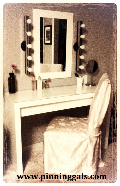 Beautiful Diy Bedroom Vanity Brigitte With Mirror Brings On Design